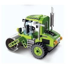 <b>ENLIGHTEN</b> 102 шт. дорожный каток, <b>модель</b>, строительные ...