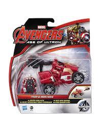 <b>Мини</b>-<b>фигурки</b> Мстителей Делюкс AVENGERS 2412495 в ...