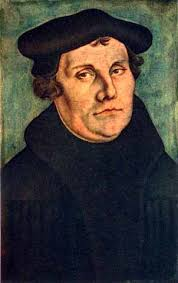 Martin Luther. Although Luther condemned usury at first, later in life he embraced it. - martin-luther1