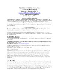 cosmetology resume no experience job resume samples cosmetology resume no experience