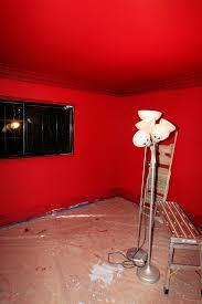 room paint red: hallway img  redroompainted hallway