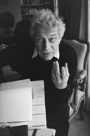 the song of john berger by ben ratliff nyr daily the new john berger photographed by henri cartier bresson paris 1994