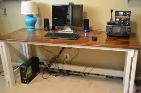 How To Build An Office Desk 52 With