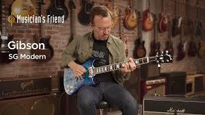 Gibson <b>SG</b> Modern - All <b>Playing</b>, No Talking - YouTube