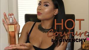 <b>Givenchy Hot Couture</b> Review (VavaCouture Perfume Collection ...