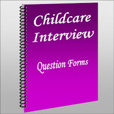 childcare interview questions early years careers childcare interview questions