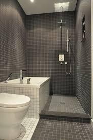 house bathroom design ideas home small modern bathroom in dark tiles house bathroom ideas pinterest des