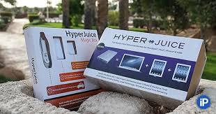Обзор <b>внешнего аккумулятора HyperJuice</b> 2 (100Wh). Серьезная ...