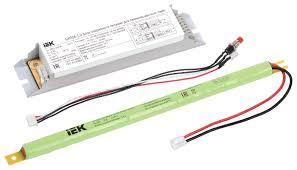 Купить <b>Блок</b> аварийного <b>питания</b> IEK LLVPOD-EPK-58-1H в ...