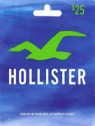 Hollister Gift Card $25: Gift Cards - Amazon.com