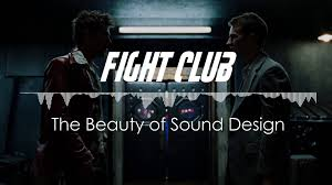 film radar on vimeo fight club the beauty of sound design video essay
