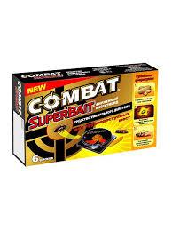 <b>Combat Super</b> Bait инсектицид (уп.6) NEW <b>Combat</b> 3168752 в ...