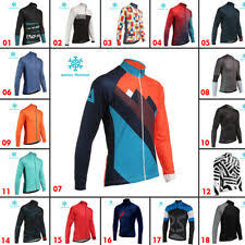 Winter <b>Bike</b> Clothing In <b>Cycling Jerseys</b> for sale | eBay