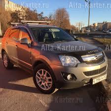 <b>Дефлекторы</b> окон и капота автомобиля <b>Opel</b> Antara - купить в ...