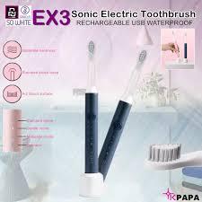Mijia Youpin SOOCAS <b>PINJING EX3 Electric</b> Toothbrush ...