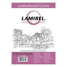 <b>Обложки</b> для переплета картонные <b>Lamirel</b> Delta <b>A4</b>, с ...