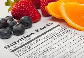 Image result for nutrition facts