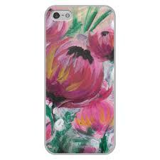 """Чехол для iPhone 5/5S, объёмная печать """"Полевые <b>цветы</b> ..."""