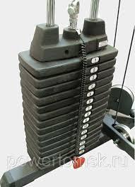 <b>Весовой стек Body Solid</b> SP150: продажа, цена в Томске ...
