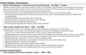 social worker cv sampleorder the above social workers     cv template now
