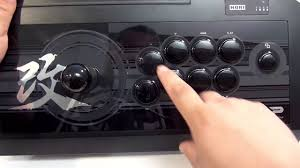 <b>Hori Real Arcade Pro</b> v Joystick Unboxing and Review! - YouTube