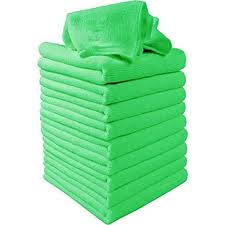 Amazon.com: Masite Microfiber Cloth Cleaning Towels (Pack of <b>5</b> ...