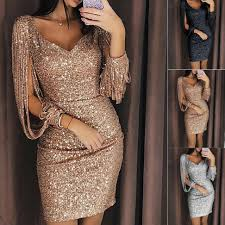 Best Price <b>High quality sequin</b> evening dress sexy ideas and get ...