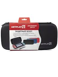<b>Чехол</b> Artplays для Nintendo Switch черный Artplays 8245187 в ...