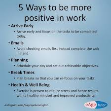 how to answer why are you leaving your current employer in an 5 ways to be more positive at work and life work