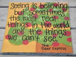 Famous Quotes From Polar Express. QuotesGram