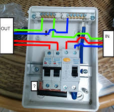 garage fuse box wiring garage wiring diagrams online