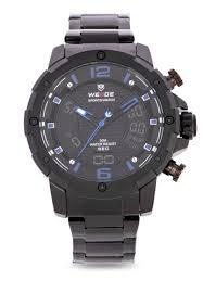 Shop <b>Weide</b> Digi-Ana Watch Wh8504B-2C-<b>Blue</b> Index Online on ...