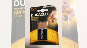 <b>Батарейка</b> крона 9V <b>duracell</b> 6LR61/<b>6LF22</b>/6LP3146 <b>MN</b> купить в ...