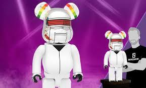 Be@rbrick <b>Daft Punk</b> Thomas Bangalter 1000% Figure (<b>Discovery</b> ...