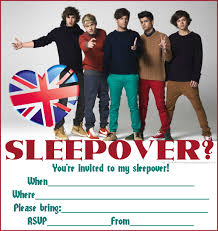 th birthday ideas one direction birthday invitation templates file one direction party invitation printable sleepover