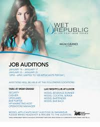 wet republic jobs wet republic las vegas