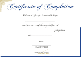 certificate of completion program template sample helloalive printable blank certificate of completion flyers a part of under certificate templates