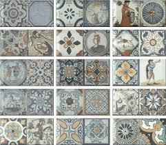 <b>Керамическая плитка Monopole Ceramica</b> Antique 10х20 MIX ...