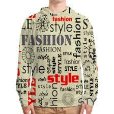 """Одежда с принтом """"<b>fashion style</b>"""" по низким ценам. Рисунки ..."""