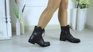Ботинки женские кожаные <b>Loriblu</b> 19FW189 | Обзор обуви ...