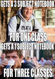 syllabus week freshmen vs seniors senior class oh be i should buy a notebook
