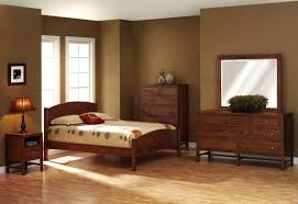 furniture within solid minimalist excellent apartment bedroom interior ideas with cherry teak wood amish bed frame and engaging costco bedroom ideas with wooden furniture
