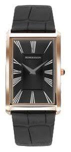 Наручные <b>часы ROMANSON TL0390MR</b>(<b>BK</b>) — купить по ...