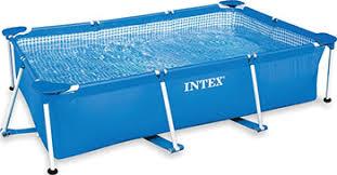 <b>Бассейн Intex Rectangular Frame</b> 260х160х65 2282л 28271 купить ...