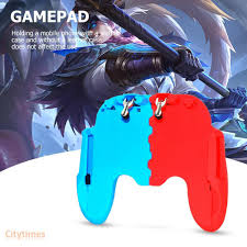 <b>H6 Mobile</b> Phone <b>Game Controller Joystick</b> Trigger <b>Gamepad</b> ...
