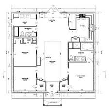 simple house plans   great room   Sq Ft House Plans    secrets of the best small house plans  The floor plan included is too large