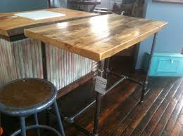 Kitchen Island Bar Table Top 8 Ideas About Pub Tables On Pinterest Reclaimed Wood Tables