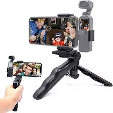 <b>STARTRC</b> OSMO Pocket Handheld Mobile Phone Holder: Amazon ...