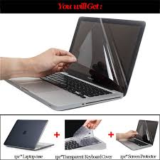 Online Shop <b>Crystal</b> Hard <b>Laptop Case for</b> Macbook AIR 13 inch ...