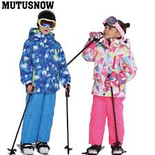 Latest <b>Children's</b> Ski Suit <b>Kids</b> Clothes Winter Windproof <b>Ski Jackets</b> ...